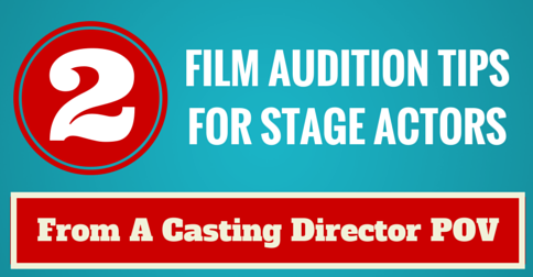 film audition tips