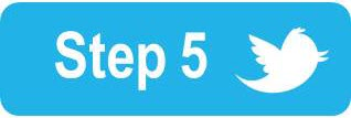 twitter for actors step 5