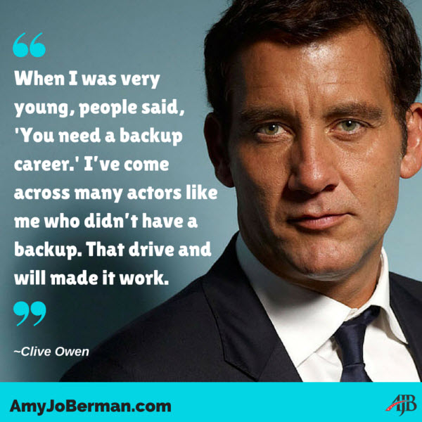 12 Inspirational Quotes From Famous Actors On Acting, Rejection