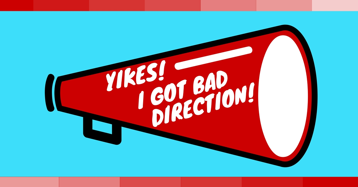 nail your audition with bad direction