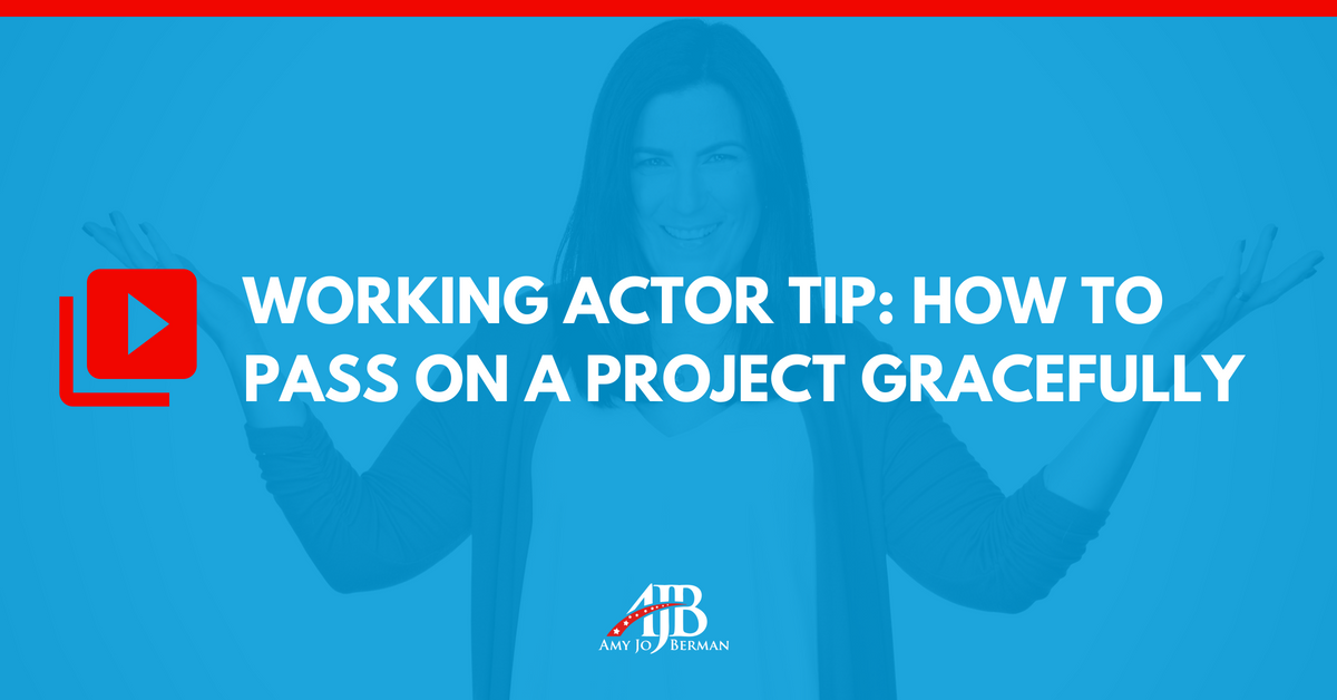 working actor tip